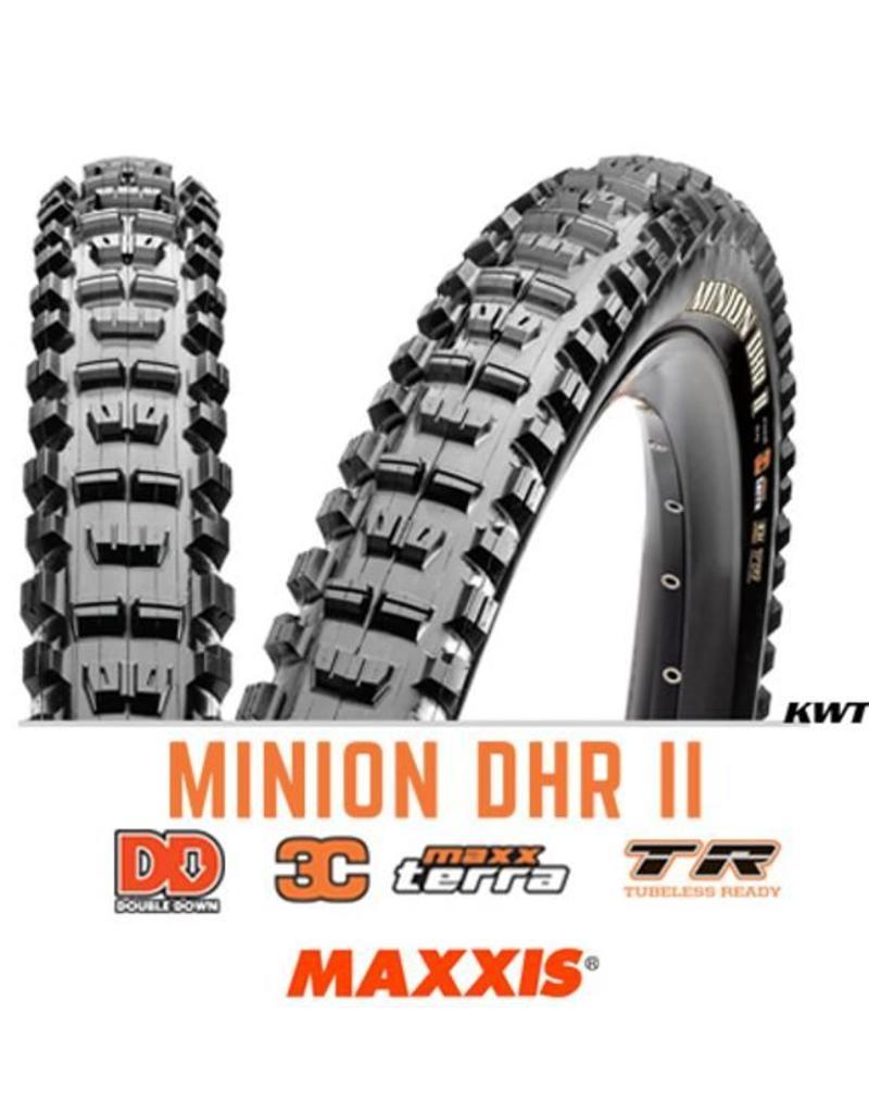 MAXXIS MAXXIS Minion DHR II 29 x 2.3 DD 120TPI TR
