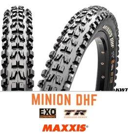 MAXXIS MINION DHF 26 X 2.3 FOLD EXO 60 TPI TR
