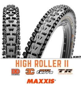 MAXXIS Maxxis High Roller II 27.5 X 2.50 FOLDING DD 3C TR