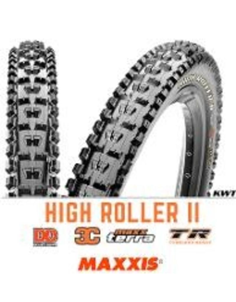 MAXXIS MAXXIS High Roller II 29 X 2.3 FOLD DD 120TPI 3C MAXTERRA TR »