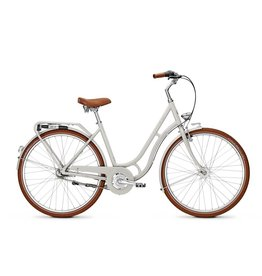 Kalkhoff Kalkhoff City Classic 7 Speed Smoke White