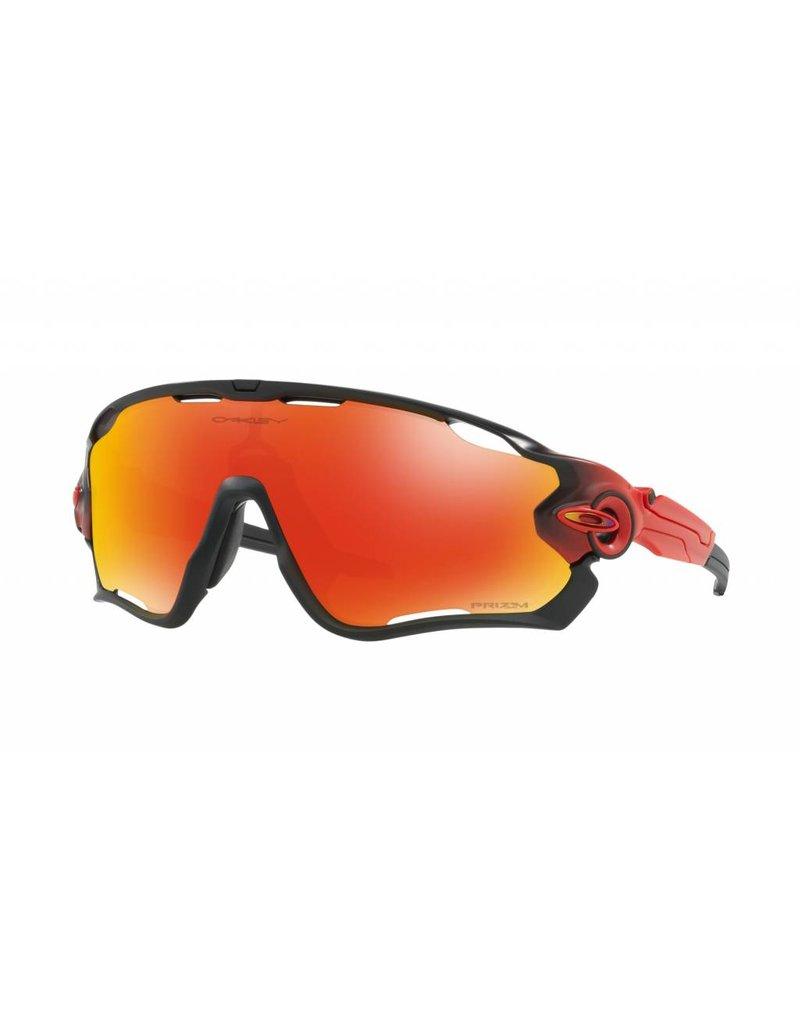 Oakley Oakley Jawbreaker Ruby Fade / Prizm Ruby Lens