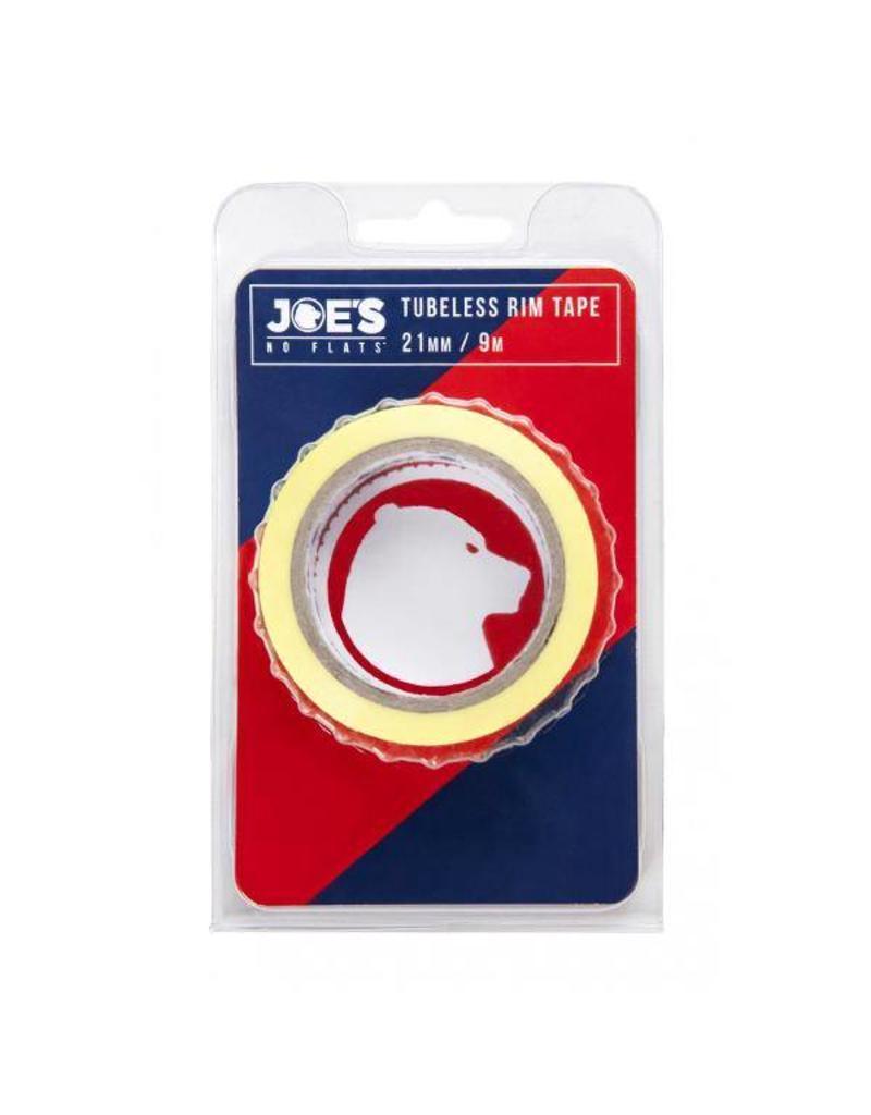 Joe's Joes No Flats Rim Tape 9 Meters X 21mm