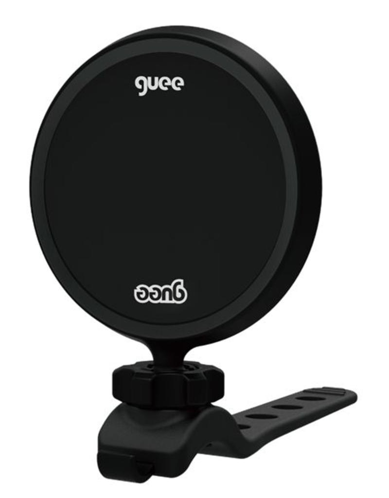 Guee Lights Guee Isee Mirror Silicon Strap Black Colour