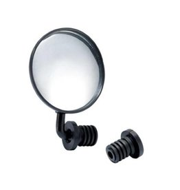 Coloury Mirror 3 Inch Dual Plugs 305