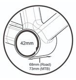 TriPeak BB30 PF30-Shimano 24 Bottom Bracket