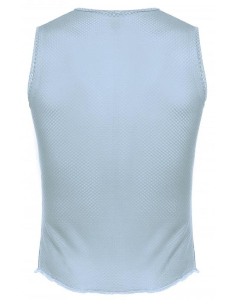 Santini Baselayer Sleevless Lieve Blue Medium