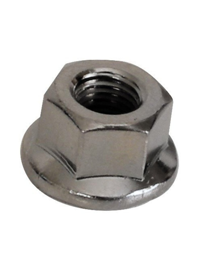 Hub nut for 14mm axle
