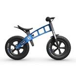 First Bike First Bike Fat Cross - Light Blue with Brake