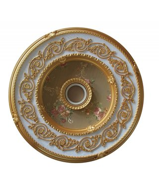 B&S Lighting B&S LIGHTING RND2S002-32 INCH CEILING MEDALLION