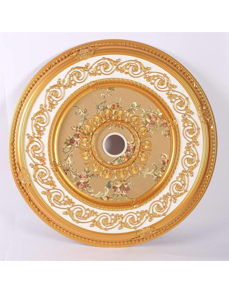 B&S Lighting B&S LIGHTING RND2S002-39 INCH CEILING MEDALLION