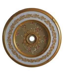 B&S Lighting B&S LIGHTING RND2S002-52 INCH CEILING MEDALLION