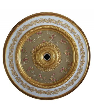 B&S Lighting B&S LIGHTING RND2S002-64 INCH CEILING MEDALLION