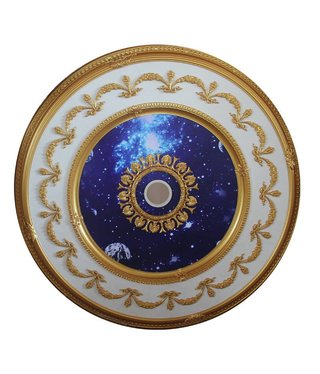 B&S Lighting B&S LIGHTING RND3S019-39 INCH CEILING MEDALLION