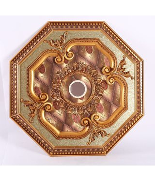B&S Lighting B&S LIGHTING OCT1F2104+024 -39 INCH CEILING MEDALLION
