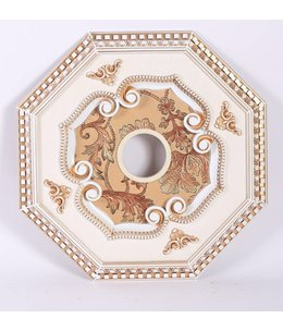 B&S Lighting B&S LIGHTING OCT1F3223-24 INCH CEILING MEDALLION