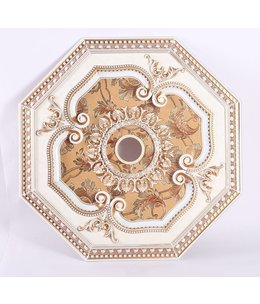 B&S Lighting B&S LIGHTING OCT1F3223-39 INCH CEILING MEDALLION