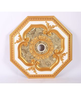 B&S Lighting B&S LIGHTING OCT1S225-39 INCH CEILING MEDALLION