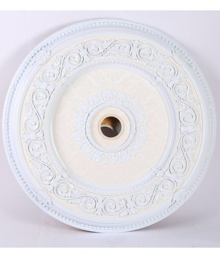 B&S Lighting B&S LIGHTING RND2NB001-39 INCH CEILING MEDALLION INCH