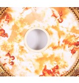 B&S Lighting B&S LIGHTING RND3F2023-32 INCH CEILING MEDALLION INCH