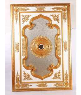 B&S Lighting B&S LIGHTING REC2S107-55X80  INCH CEILING MEDALLION