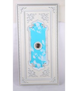 B&S Lighting B&S LIGHTING REC1W022-36X72 INCH CEILING MEDALLION