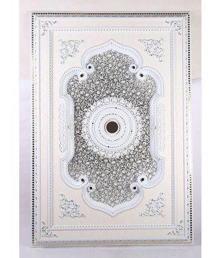 B&S Lighting B&S LIGHTING REC1W089-55X80 INCH CEILING MEDALLION