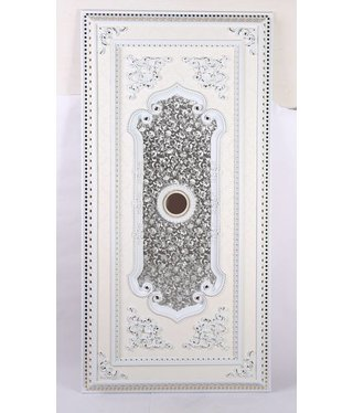B&S Lighting B&S LIGHTING REC1W089-36X72 INCH CEILING MEDALLION