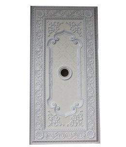 B&S Lighting B&S LIGHTING REC5NB001-36X72 INCH CEILING MEDALLION