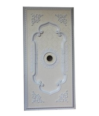 B&S Lighting B&S LIGHTING REC1NB001-36X72 INCH CEILING MEDALLION