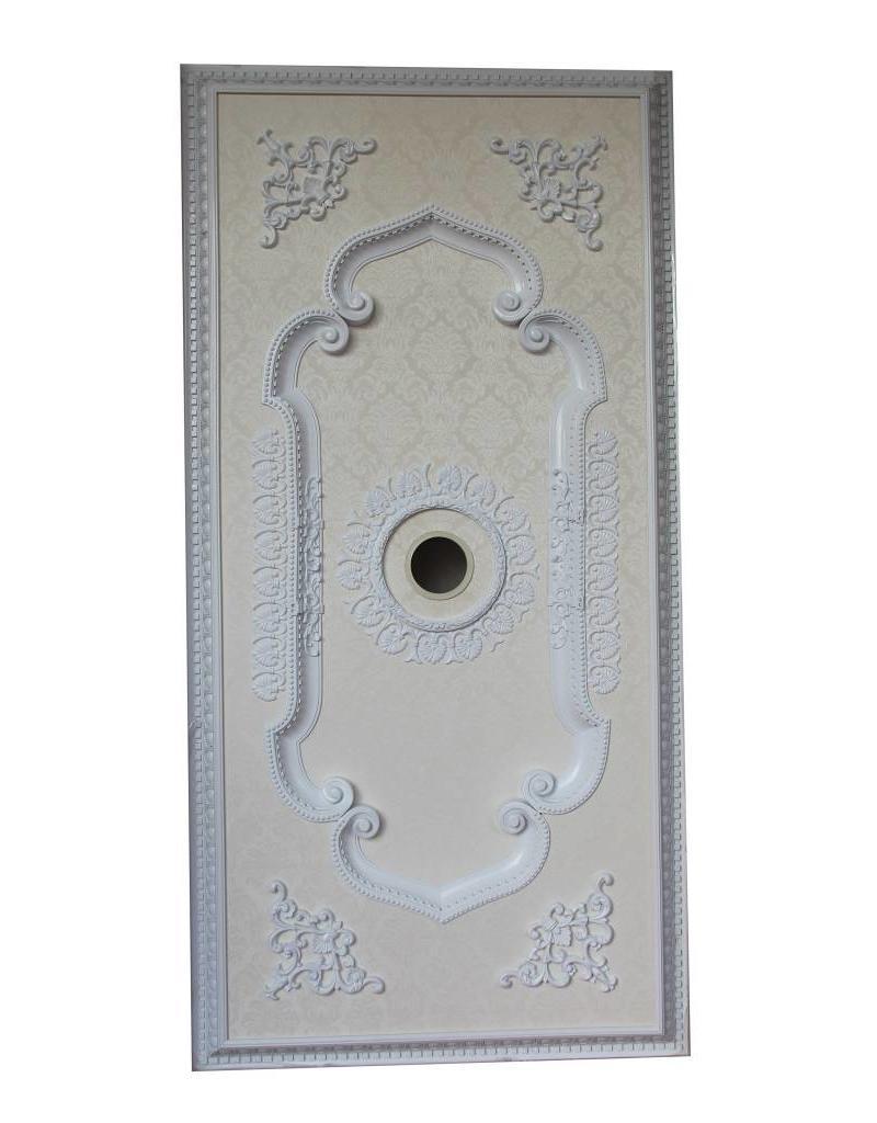 B S Lighting Rec1nb001 36x72 Inch Ceiling Medallion
