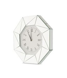 Lotus Wall Clock A W25XD2XH25 INCHES