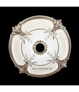 B&S Lighting B&S LIGHTING MDPU2001-30 INCH CEILING MEDALLION