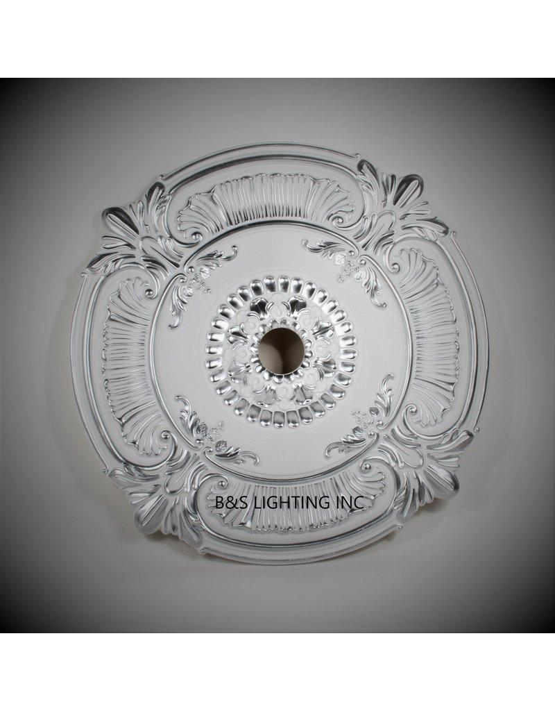 B&S Lighting B&S LIGHTING MDPU2004-39 INCH CEILING MEDALLION