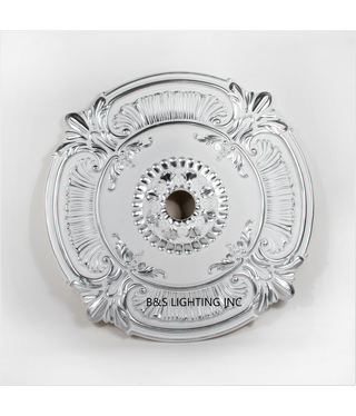 B&S Lighting B&S LIGHTING MDPU2004-39 INCH CEILING MEDALLION