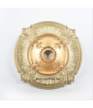 B&S Lighting B&S LIGHTING MDPU2008-30 INCH CEILING MEDALLION