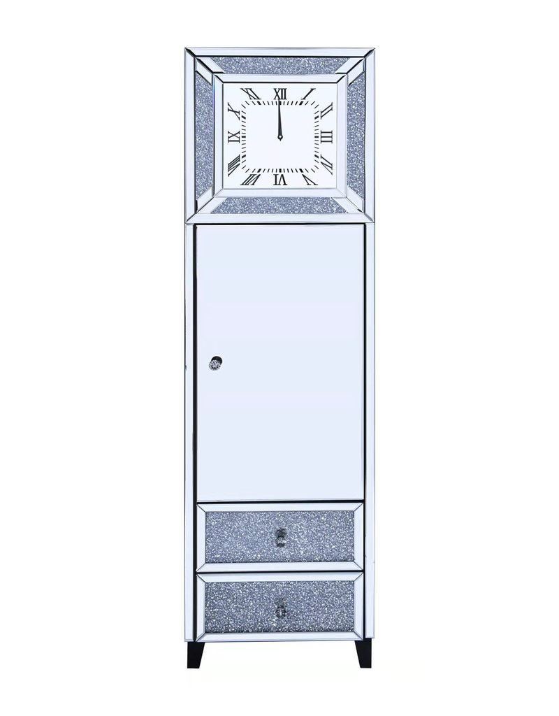 ALPHA FLOOR CLOCK ALFLC1001 19.75 X 71 X 15.75