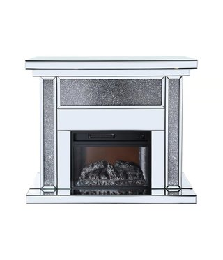 ALPHA FIREPLACE ALFIREPL1001 47.25 X 41.75 X 12.5