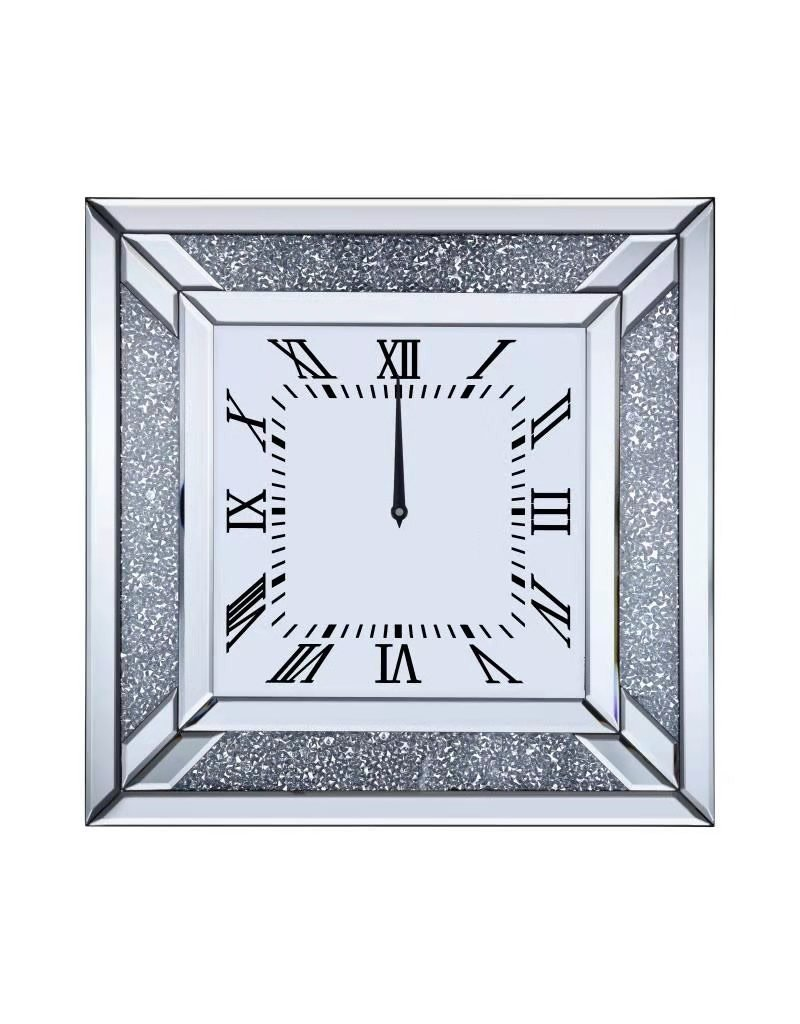 ALPHA WALL CLOCK ALWLC1001 20 X 20 X 2