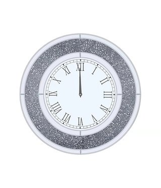 ALPHA WALL CLOCK ALWLC1002 20 X 20 X 2