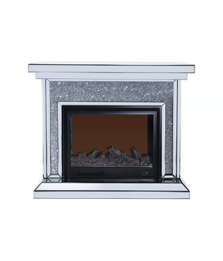 ALPHA FIREPLACE ALFIREPL1002 47.25 X 43.25 X 12.5