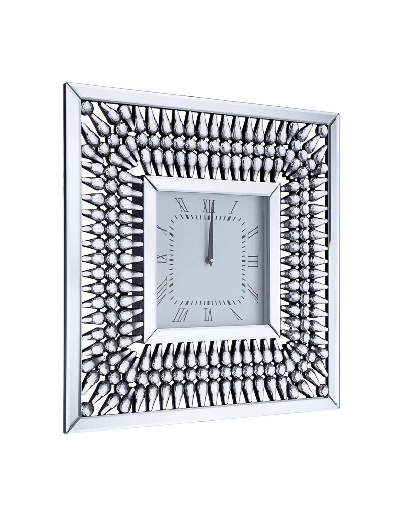 FLASH WALL CLOCK  FLWLC1001 23.5 X 23.5 X 2