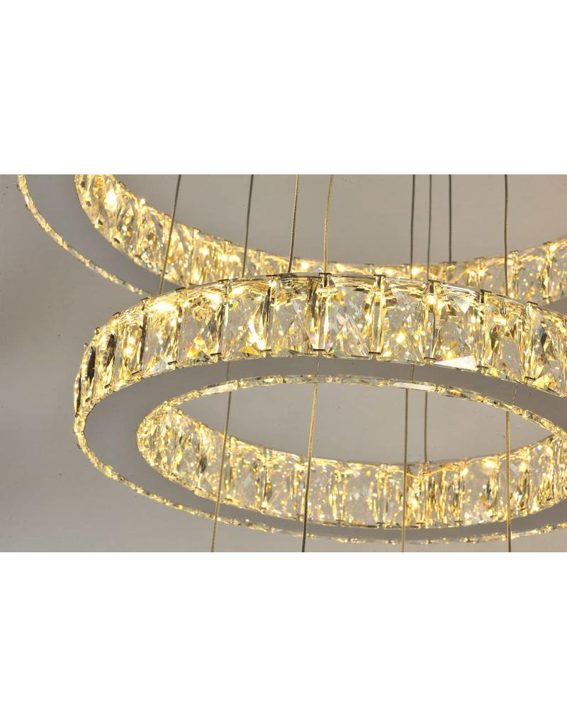 "B&S Lighting DALLAS-R-21""+16""+11""(108W)CHANDELIER"