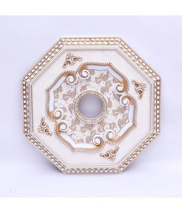 B&S Lighting B&S LIGHTING OCT1F3103-24 INCH CEILING MEDALLION