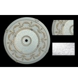 B&S Lighting B&S LIGHTING RND2LS084-32 INCH CEILING MEDALLION INCH