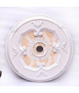 B&S Lighting B&S LIGHTING RND1WC082-39 INCH CEILING MEDALLION