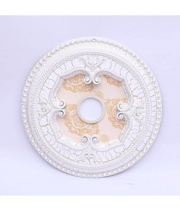 B&S Lighting B&S LIGHTING RND1WC082-24 INCH CEILING MEDALLION
