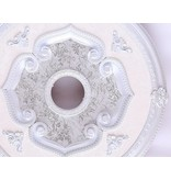 B&S Lighting B&S LIGHTING RND1Z089-24 INCH CEILING MEDALLION INCH
