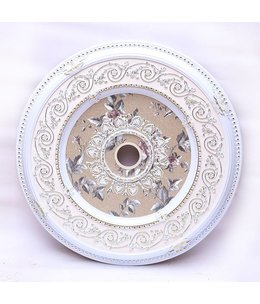 B&S Lighting B&S LIGHTING RND2LS287-39 INCH CEILING MEDALLION INCH