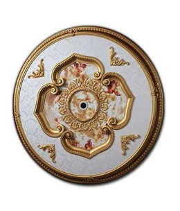 B&S Lighting B&S LIGHTING RND1S023-39 INCH CEILING MEDALLION